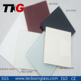 3-12mm Black Lacquered Glass with High Quality