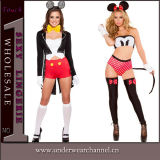 Carnival Christmas Halloween Adult Sexy Party Dance Animal Costume (TENN89114)