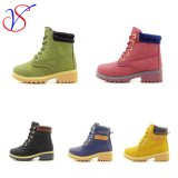 2017 Baby Kids Children Injection Safety Working Work Shoes Boots for Outdoor (SVWK-1609-KID)