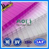 6mm Polycarbonate Sheet Huge Profit Decoration Material Sun Board