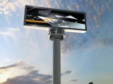 P25 Outdoor Advertising LED Display Board