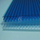 Best Quality Honeycomb Polycarbonate Cellular Sheet with UV