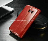 2016 Best Selling Flip PU Leather Case for Samsung Galaxy S5 Cell Phone Cover Case