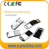 Metal Flip Minit USB Flash Drive with 3.0 Port