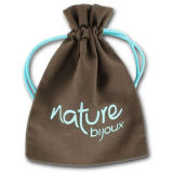 Top Level New Coming Velvet Gift Pouch-A001