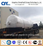Industrial Used Low Pressure Liquid Oxygen Nitrogen Carbon Dioxide Argon LNG Storage Tank with Different Capacities