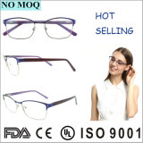Zhicheng Optical Wholesale Women Stainless Eyewear Eyeglasses Frame
