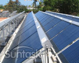 Non-Pressure Solar Collector System/ Solar Energy Project