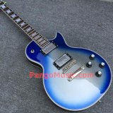 Pango Metallic Blue Burst Lp Standard Electric Guitar (PLP-053)