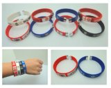 100% Eco-Friendly Fashion Soccer Team Bracelet for Sprots Team