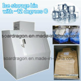 Ice Storage Bin with -12 Degrees C