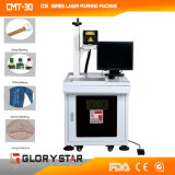 Buttons & Leather Laser Marking Engraving Machines Cmt-30