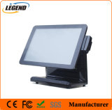 15 Inch Capacitive Touchscreen All in One POS System with VFD