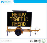 Aluminum Board Radar Speed Limit LED Traffic Sign