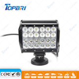 Super Bright Combo 72W Offroad LED Light Bar for Jeep