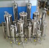 Food Grade Stainless Steel Sanitary Cartridge Filter Housing