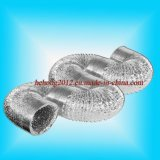 """Non-Insulated Flexible Aluminum Ducts (2""""~20"""")"""