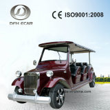 8 Seat Electric Golf Cart Passenger Car Sightseeing Car Factory Price