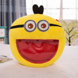 New Portable Warm Hand Pillow Plush Toy Cartoon for Play Phone