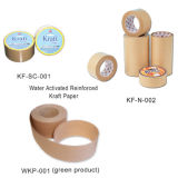 Hot Melt Kraft Paper Tape with Shrink Pack