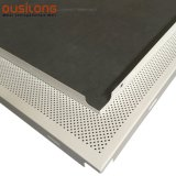 Commercial Perforated Aluminum Acoustic Metal Ceiling Panel for Office Building