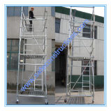 Safe Ce Certified Steel Ringlock Scaffolding for Construction.