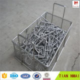 304 Sterilization Wire Mesh Basket with Lid for Surgical Instruments Disinfection