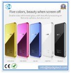 Newest Product H3 Ultra Thin TFT Touch High Resolution Screen Mini Mobile Phone