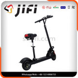 Electric Self Balance Scooter Smart Vehicle Can Add a Cushion