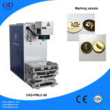 Big Discount 50W Fiber Laser Engraver From Shenzhen CKD Laser