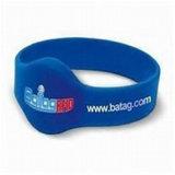 Customized Promotion Gift RFID Wrist Band Rubber Watch Bracelet USB