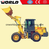 Chinese 3ton Small Front Wheel Loader Price (W136)