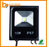 Ce Exterior IP67 Ultra Thin Aluminum Spotlight 10W LED Flood Light