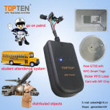 3G Waterproof GPS Vehicle Tracking with Odometer Trace Gt08-Ez