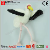 Realistic Stuffed Stork Plush Toy Bird