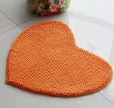 Short Pile Chenille Microfiber High Quality Shape Floor Mat