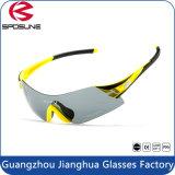 UV400 Ultra Light Frameless Equestrian Glasses Horse Racing Sunglasses