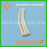 Silicone Rubber Fiberglass Sleeves-Inner Fiberglass Outside Braided Silicone Rubber