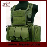 Airsoft Bellyband Tactical Combat Vest Military Load Bearing Nylon Vest