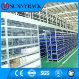 Q235B Steel Warehouse Storage Mezzanine Floor
