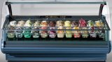Display Glass Case/ Hard Ice Cream Display