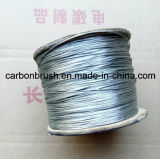supplying the high quality tinned weaving Copper wire used for carbon brush