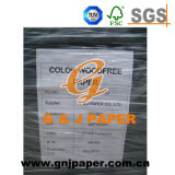Light Weight Uncoated Green Color Offset Paper for Sale