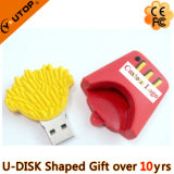 PVC Custom Shaped Gifts USB Flash Memory (YT-Mc)