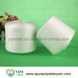 Grade AAA Spun Polyester Yarn / Factory Price (30/3)
