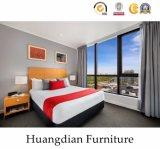 Hot Sale Foshan Furniture Manufacturer Wooden Hotel Bedroom Furniture (HD418)