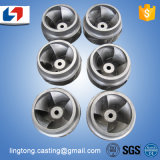 Impeller Sand Casting Pump Body Guide Vane