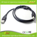 USB Type B to Type B Printer Cable
