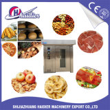 Electric Pizza Bread Steam Rotating Baking Oven with Rotary Rack