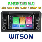 Witson Eight Core Android 6.0 Car DVD for Audi A3